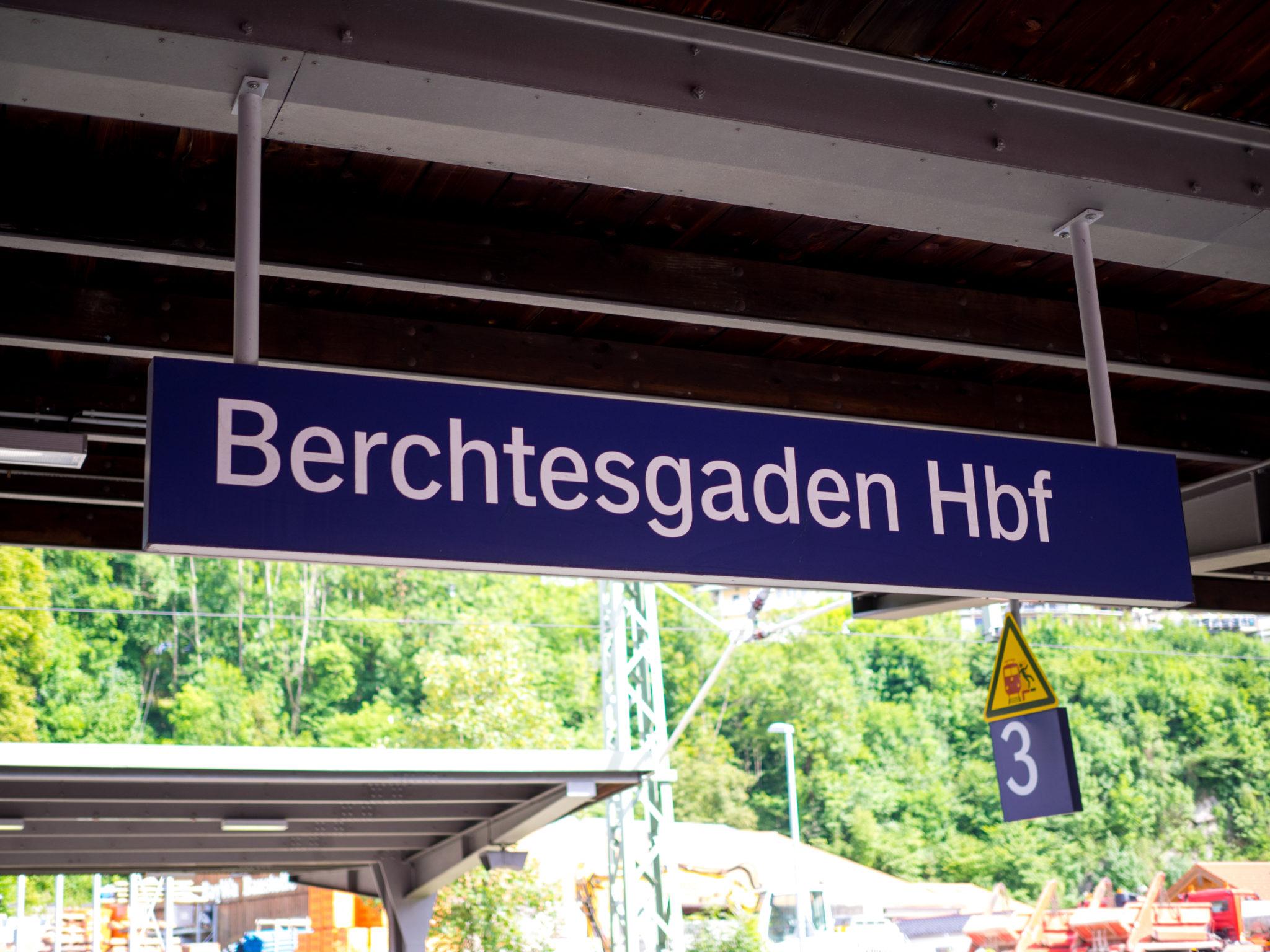 Berchtesgarden Hbf.