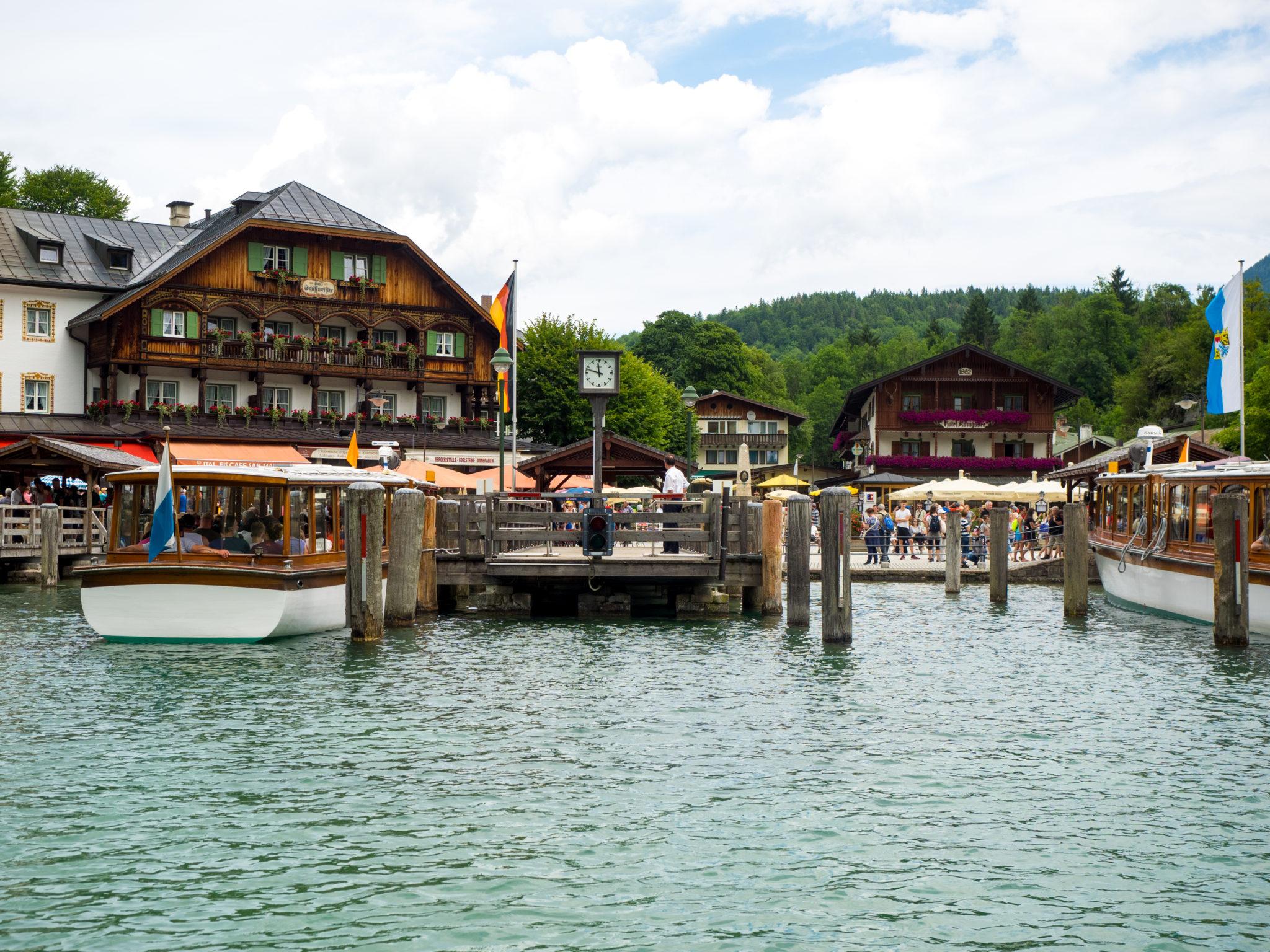 Berchtesgarden Hafen