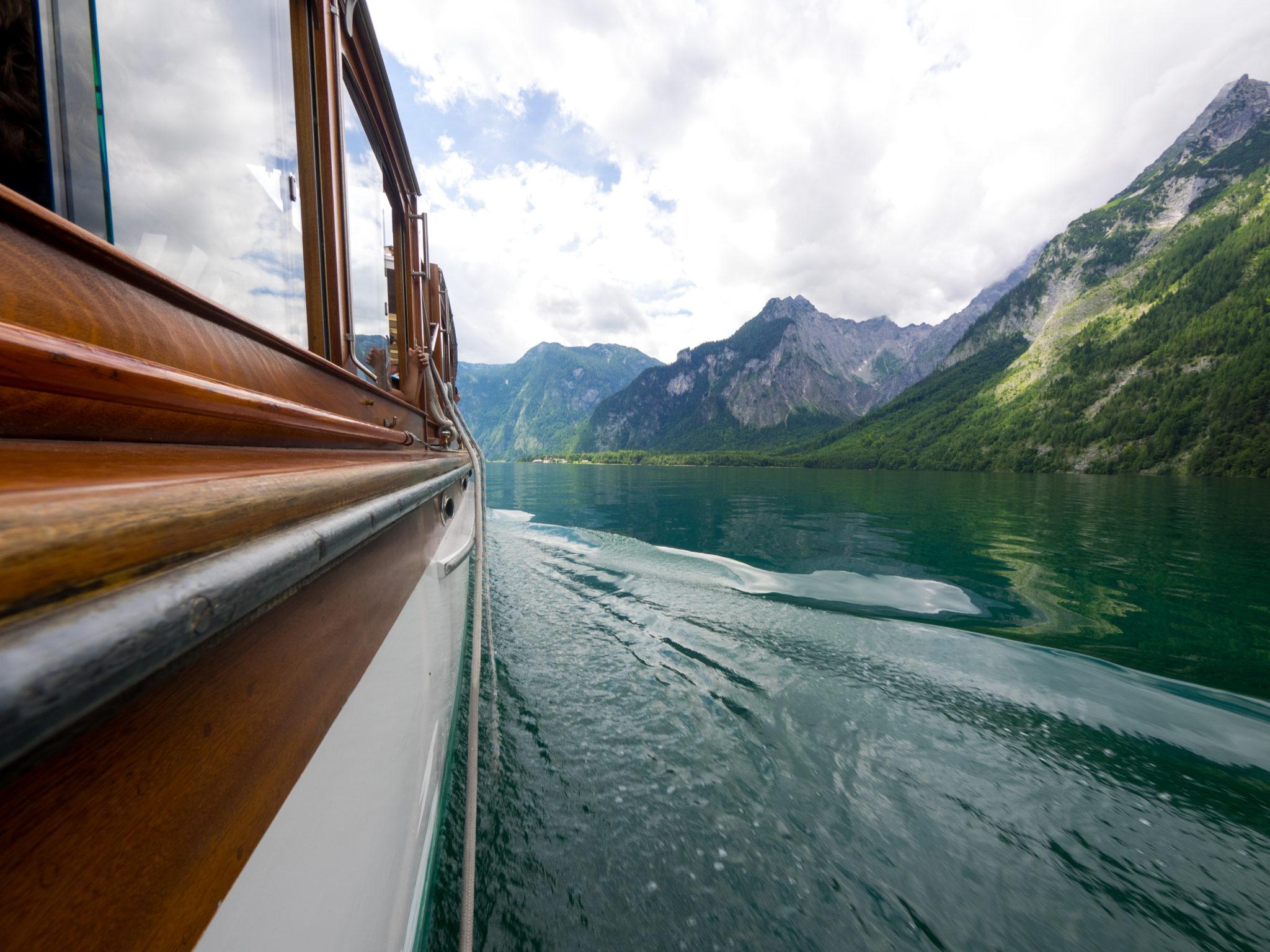 Königssee Bootsfahrt